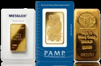 Buy Gold Bullion Bars and Coins