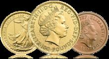 Buy Gold Britannia Coins